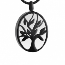 RVS Ashanger Tree of Life Zwart